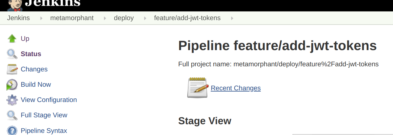 Jenkins 101: downstream projects in pipeline syntax